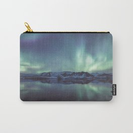 Jokulsarlon Lagoon - Landscape and Nature Photography Carry-All Pouch