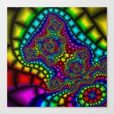 Colour Adour Canvas Print