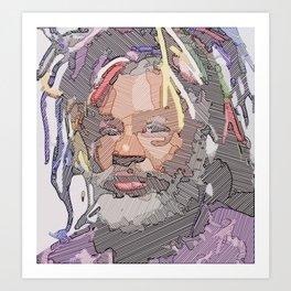 We Want The Funk Art Print