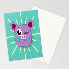 Oink Stationery Cards