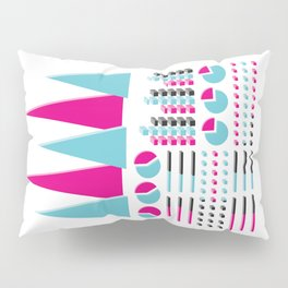 Infographic Selection Pillow Sham
