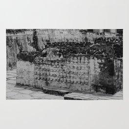 Ruins and Remains Rug