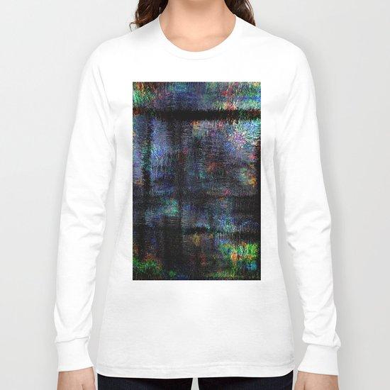 abstract #   #   # Long Sleeve T-shirt