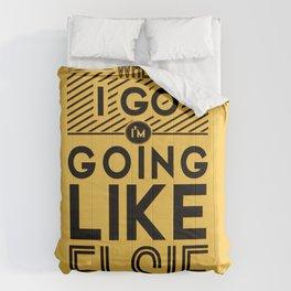 When I Go Comforters