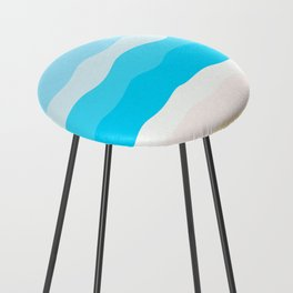 AFE Waves Counter Stool