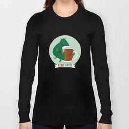 Beer Monster Long Sleeve T-shirt