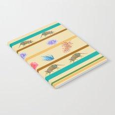 Armadillo Pattern Notebook