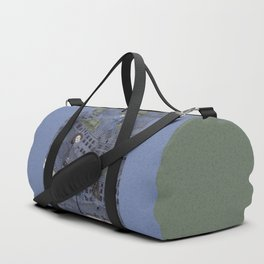Monsieur Millet's Umbrellas Duffle Bag
