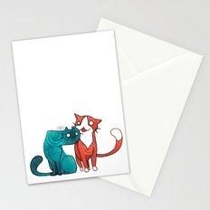 I love U Stationery Cards