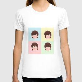 60's super band T-shirt