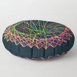 Revolve #1 Floor Pillow