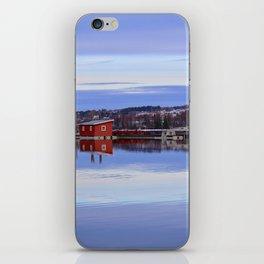 River wiew iPhone Skin