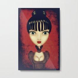 Antonieta Metal Print