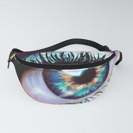 Eye love glitter Fanny Pack