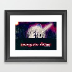 Home No More 020 Framed Art Print