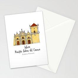 Iglesia del Carmen Stationery Cards