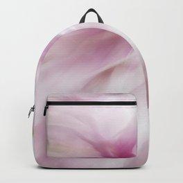 Pink Magnolia Swirl Backpack