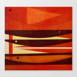 Needlefish Canvas Print