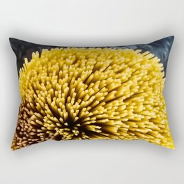 Spaghetti pompom Rectangular Pillow