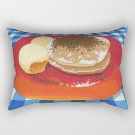Pancakes Week 15 Rectangular Pillow