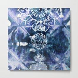 Boho pattern Metal Print