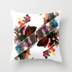 color study 2 Throw Pillow