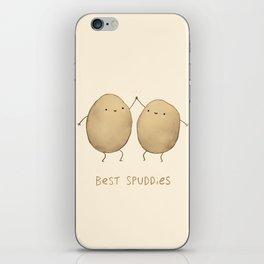 Best Spuddies iPhone Skin