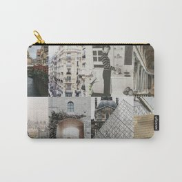 La France Carry-All Pouch