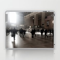 Early Morning, Grand Central Laptop & iPad Skin