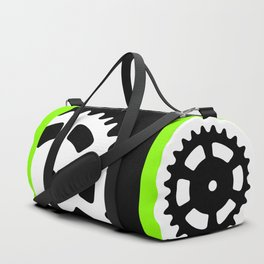 Cog and Roll Duffle Bag