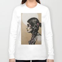native Long Sleeve T-shirts featuring Native by Mo Baretta