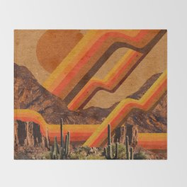 SOLAR Throw Blanket