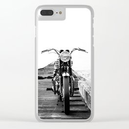 The Solo Mount Clear iPhone Case