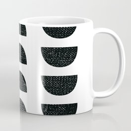 Edith Half Moon Abstract Coffee Mug
