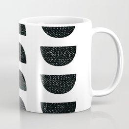 Edith Half Moon Abstract Coffee Mug