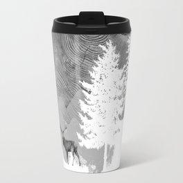 Nature's print Travel Mug
