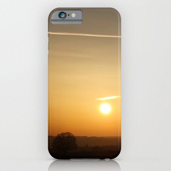 Somerset Sunset iPhone & iPod Case