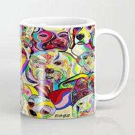 Dogs, DOGS, DOGS!! Coffee Mug