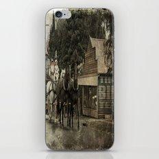 Billy Tea iPhone & iPod Skin