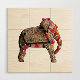 ElephanTribe Wood Wall Art