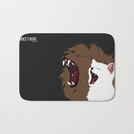 Baby, I'm a Lion! Bath Mat