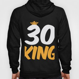 30. Birthday Present 30 Years Old Funny Gift Hoody