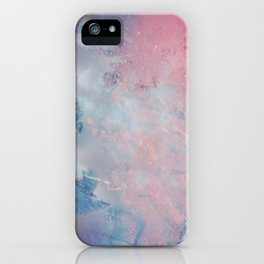 DESERT ICE iPhone Case