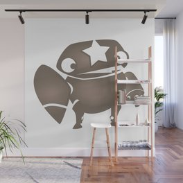 minima - slowbot 004 Wall Mural
