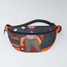 BURGLE YOUR TURTS Fanny Pack