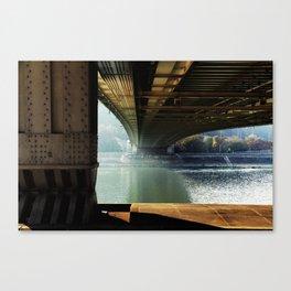Hidden Canvas Print