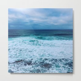 Blue Horizon Metal Print