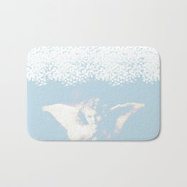 Snow Angel Bath Mat