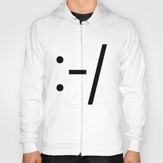 CROOKED SMILE Hoody