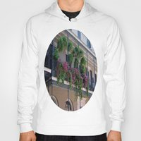 new orleans Hoodies featuring New Orleans Florals by Brown Eyed Lady